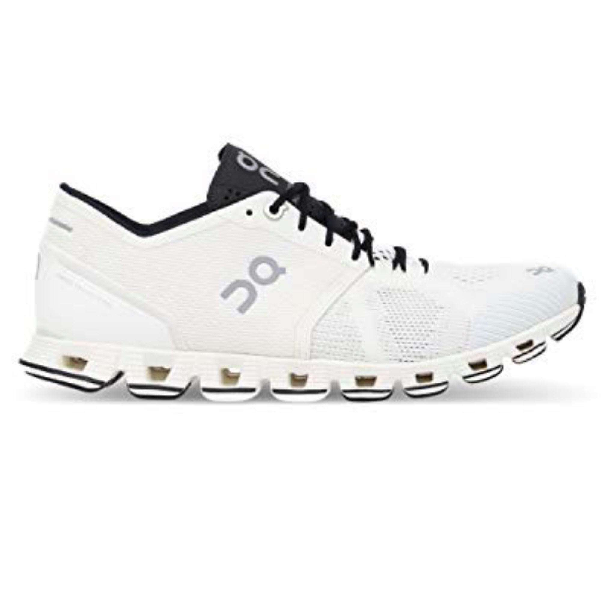 ON RUNNING Schuh Cloud X 0006 White Black