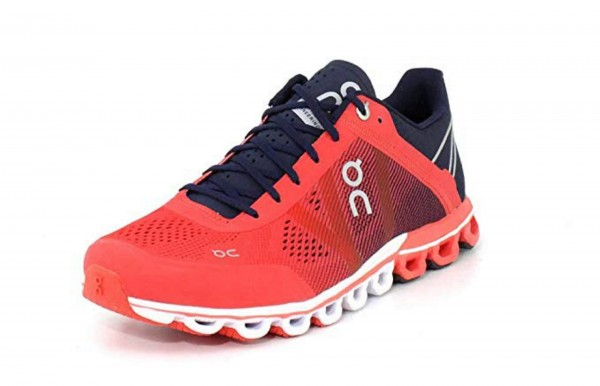 ON RUNNING Schuh Cloudflow 99964 Crimson   Mi