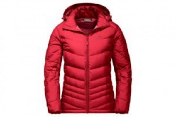 JACK WOLFSKIN Jacke SELENIUM 2200 true red